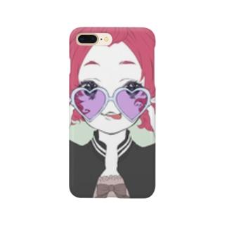 ♥少女 Smartphone cases