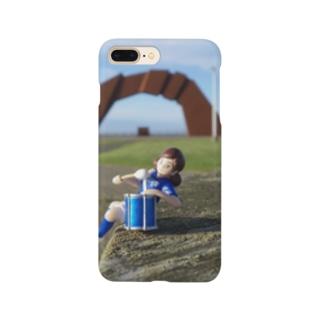 日本最東端、納沙布岬 Smartphone cases