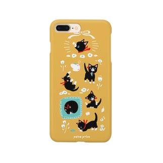 ハチワレくん Smartphone cases