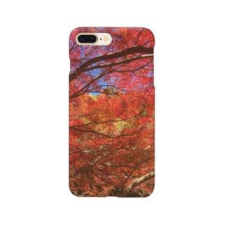 紅葉へ行こうよう Smartphone cases