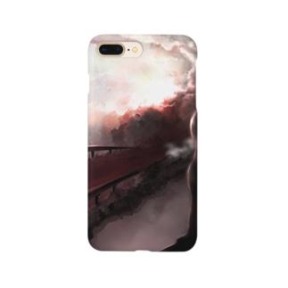 朝焼け Smartphone cases