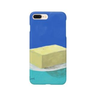 私バターが好き Smartphone cases