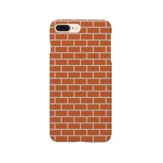レンガ Smartphone cases