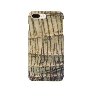 mokume③ Smartphone cases