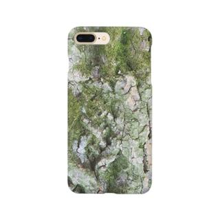 mokume④ Smartphone cases
