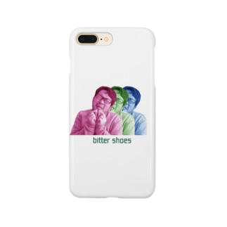 bitter shoes Smartphone cases