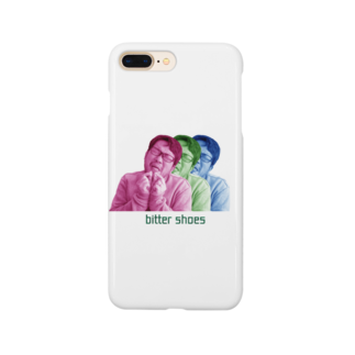 nuwtonのbitter shoes Smartphone cases