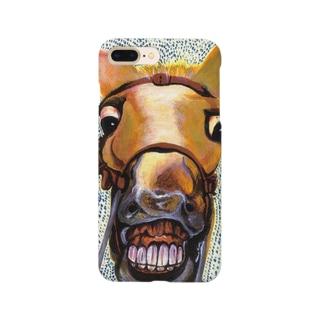 馬面 Smartphone cases
