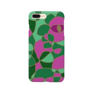 シャコバサボテン Smartphone cases