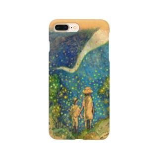 pf02-01: ほたる ウォレットスマホケース Smartphone cases