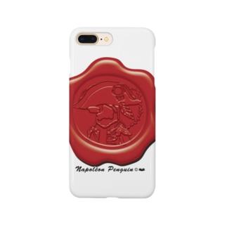 ナポペン【博愛の紅】黙秘 Smartphone cases