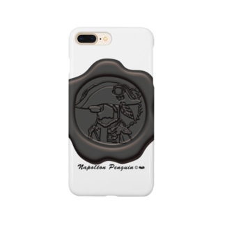 ナポペン【平等の灰】黙秘 Smartphone cases