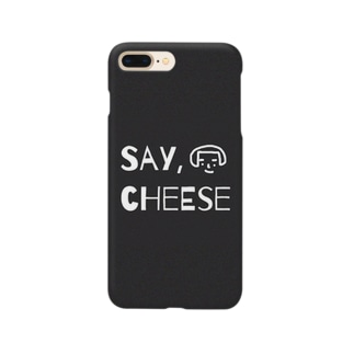 Say,cheese Smartphone cases