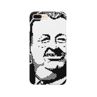 ふくよかなおじさん Smartphone cases