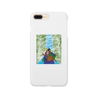 JUNSEN(純仙)筑波氏滝修行 Smartphone cases