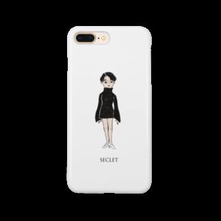 yukino kayaharaのSECLETスマートフォンケース
