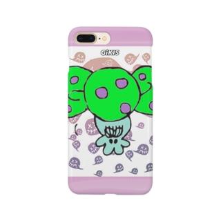お菓子の精霊玉さま Smartphone cases