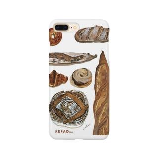クールなバゲッド Smartphone cases