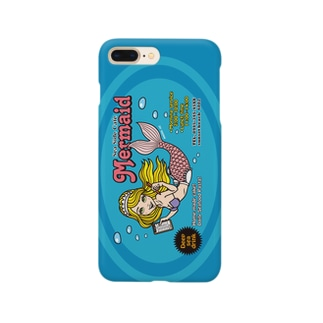 Sea Side Cafe Mermaid Smartphone cases