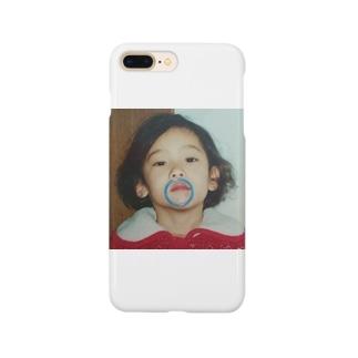 小島ふかせの幼少期です。 Smartphone cases