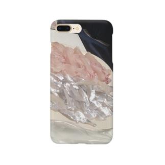 鯛と太刀魚のお刺身 Smartphone cases