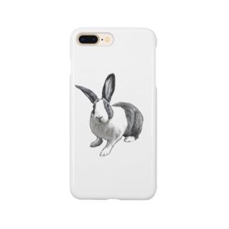 まめじるし Smartphone cases