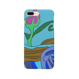 JUNSEN(純仙)大地の水脈 Smartphone cases