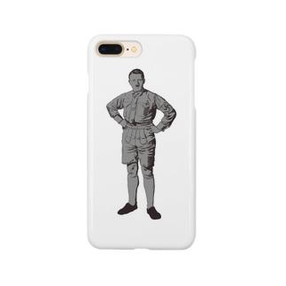 ヒトラー Smartphone cases