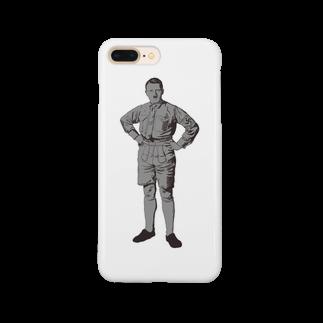 サトーココア(甘党)のヒトラー Smartphone cases
