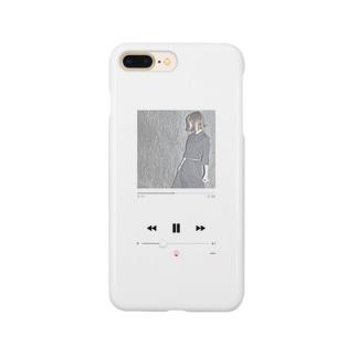 今日は何を聴こう Smartphone cases