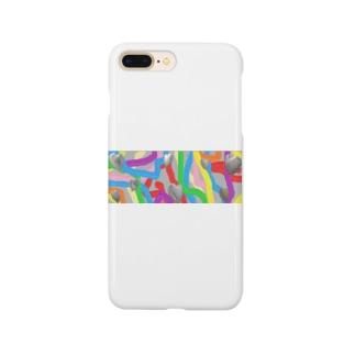 カラフルカラフル Smartphone cases