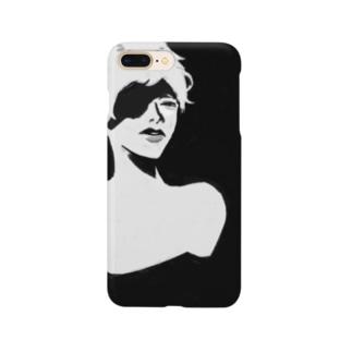 眼帯 Smartphone cases