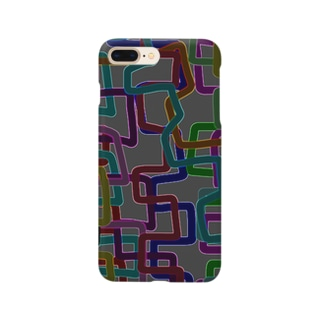 きざきざ Smartphone cases