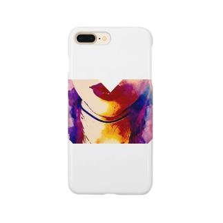 びるびる Smartphone cases