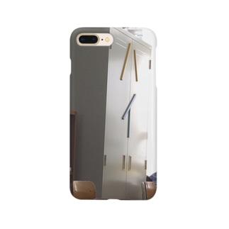 大宮高校3年F級のロッカー Smartphone cases