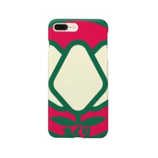 パ紋No.3164 あくり Smartphone cases