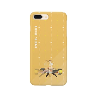 西園寺きみか Smartphone cases