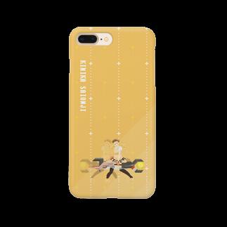 nuwtonの西園寺きみか Smartphone cases
