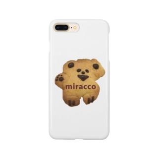 miraccoくっきーさん Smartphone cases