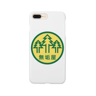 パ紋No.3168 無垢屋 Smartphone cases