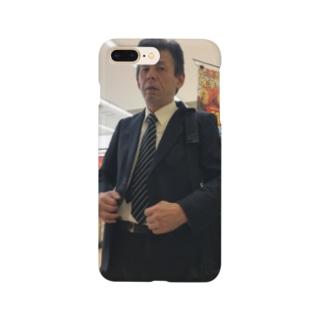 営業マン Smartphone cases