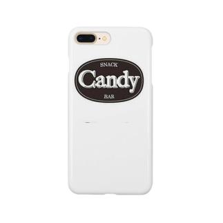 スナックキャンディ Smartphone cases