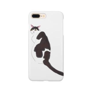 もなかさん Smartphone cases