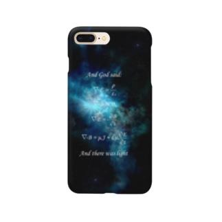 Maxwell方程式よあれ... Smartphone cases
