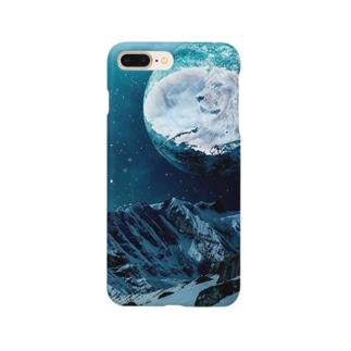 スペースライオン Smartphone cases