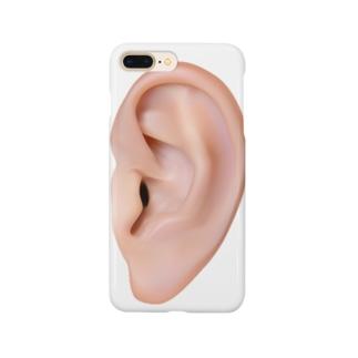 耳 Smartphone cases