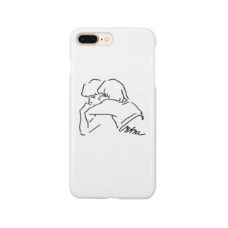 がーるみーつぼーい Smartphone cases