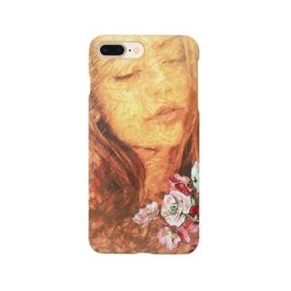 ヴィンテージペーパー Smartphone cases