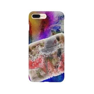 マーブルマジック Smartphone cases