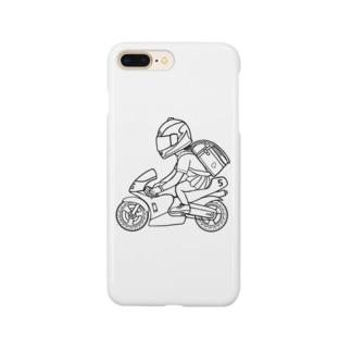 ポケバイ Smartphone cases